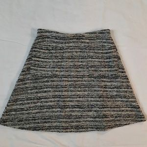 LOFT Knit Shift Skirt